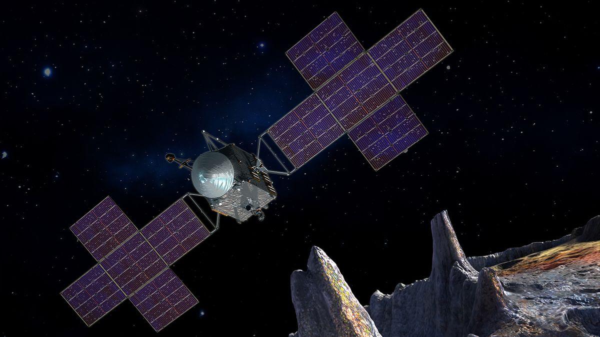 Dokončuje se kosmická loď, co by zkaždého udělala miliardáře