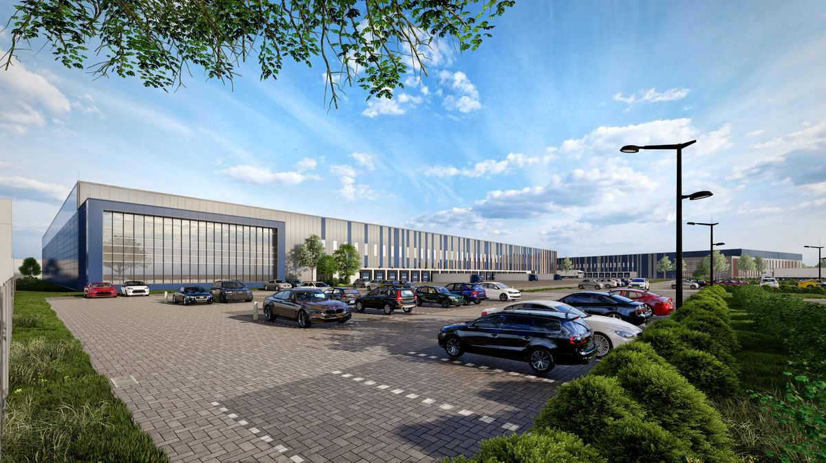 Češi budou stavět pro Nizozemce sklady a haly. Investice přesáhne miliardu