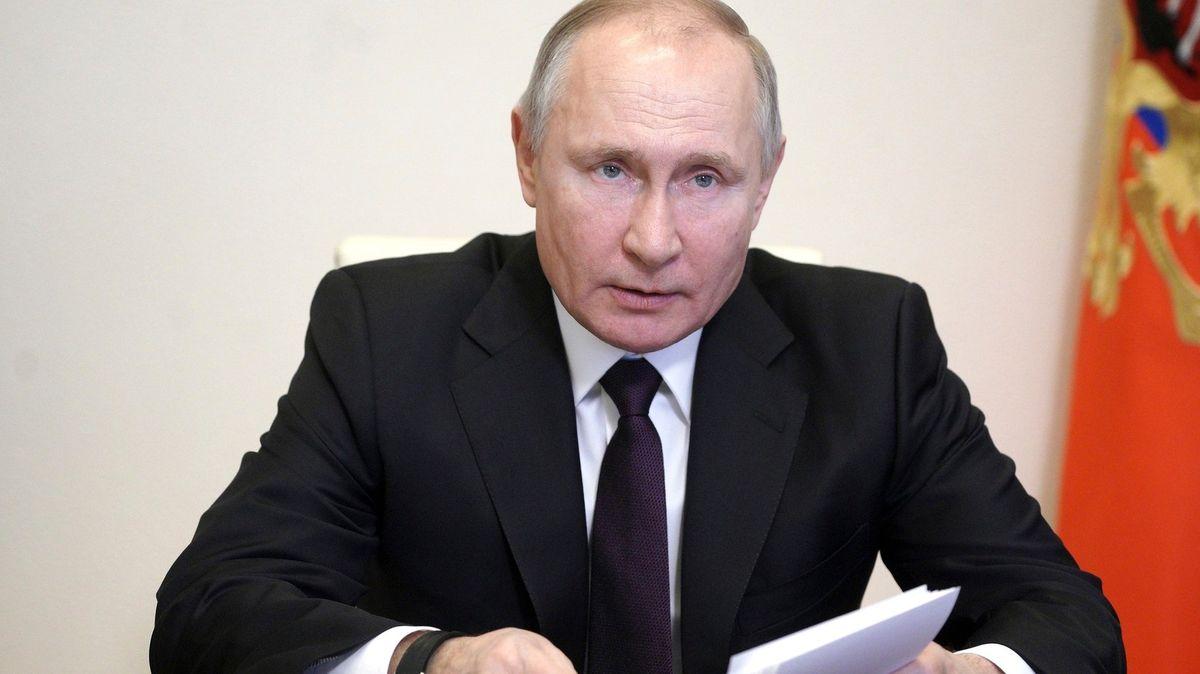 Jen Česko a USA. To jsou naši nepřátelé, rozhodla ruská vláda. Protiprávní krok, zní zPrahy