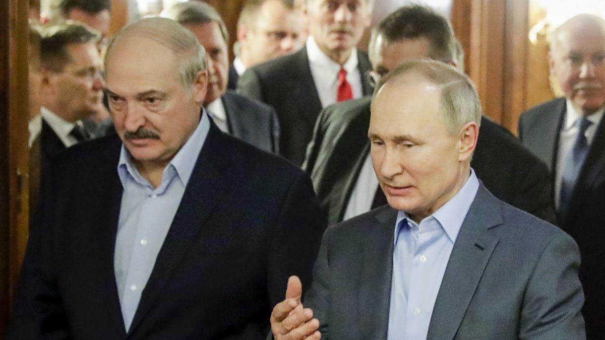 Komentář: Moskva a Minsk vyhlásily Evropě studenou válku. Spadne železná opona?