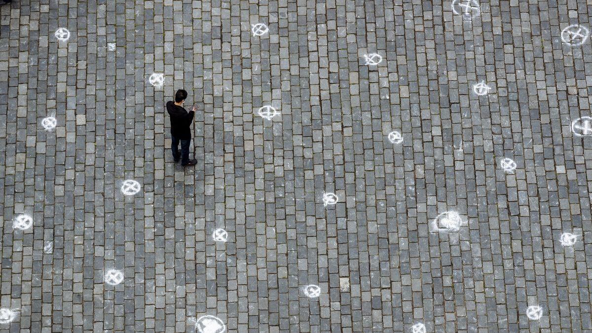 Esej: Veřejný prostor včasech epidemie