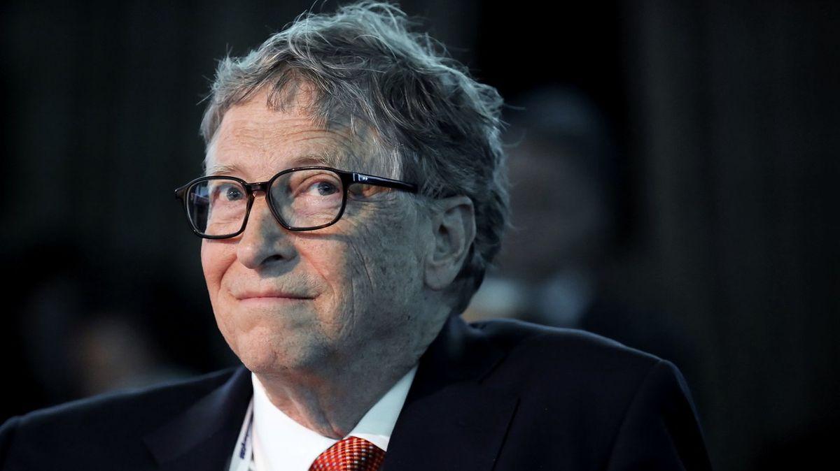 Je Gates filantrop nebo záletník? Zčela Microsoftu měl odejít kvůli aféře