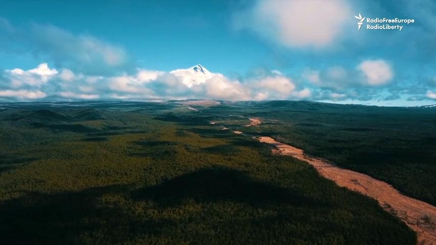 Video ztěžko přístupného Ruska: Kamčatka skrývá itajnou základnu