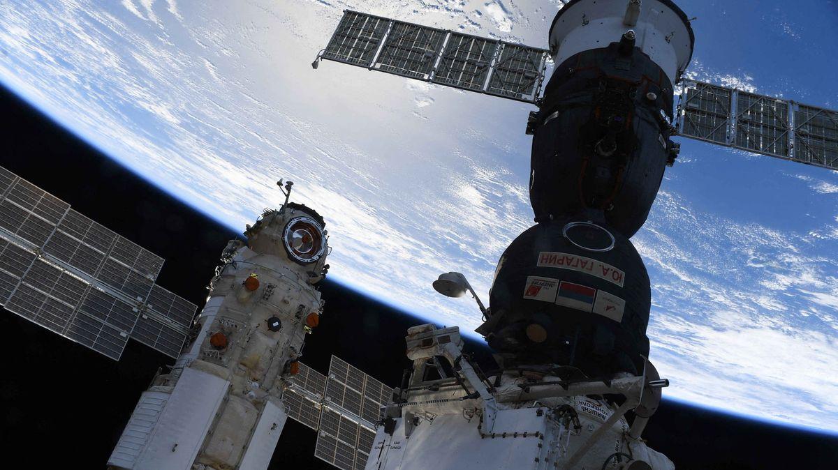 Nový ruský modul vychýlil ISS. Softwarová chyba, tvrdí Rusové